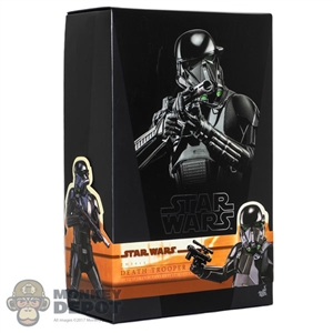Display Box: Hot Toys The Mandalorian Death Trooper
