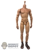 Figure: HY Toys Muscle Body w/Sandals