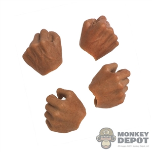 Hands: HY Toys 4 Piece Hand Set