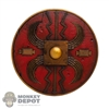 Shield: HY Toys Round Roman Shield