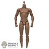 Figure: HY Toys Muscle Body w/Hands + Ankle Pegs