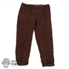 Pants: HY Toys Mens Brown Pants