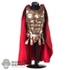 Armor: HY Toys Roman Muscle Cuirass w/Cape