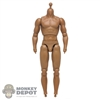 Figure: HY Toys Muscle Body w/Ankle + Wrist Pegs