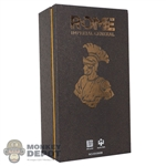 Display Box: HY Toys Textured Imperial General Box (EMPTY BOX)