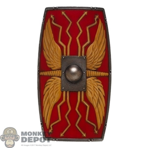Shield: HY Toys Tall Roman Shield