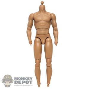 Monkey Depot - Coo Models Base Body w/Ankle Extenders
