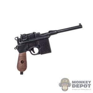Pistol: Inflames Mauser