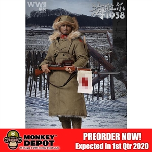 IQO Model WWII 1938 Battle of Hailar Patrol SE (IQO-91002A)