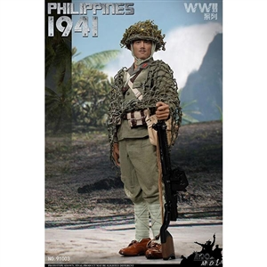 IQO Model WWII 1941 Battle of Philippines (IQO-91003)