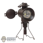 Light: IQO Model WWII Japanese LED Light w/Handle and Stand