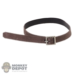 Belt: IQO Model Mens Japanese Leatherlike Brown Belt