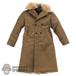 Coat: IQO Model WWII Japanese Winter Jacket w/Fur Collar