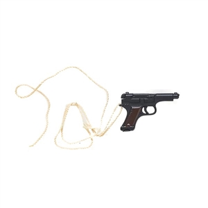 Pistol: IQO Model Type 94 Pistol w/String (Metal)