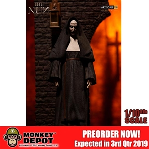 Statue: Iron Studios 1/10th The Nun Deluxe (904269)