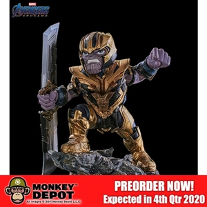 Collectible Figure: Iron Studios Thanos: Avengers Endgame Mini Co (906090)