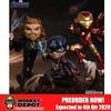 Collectible Figure: Iron Studios Avengers Endgame Mini Co Figures