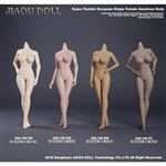 Jiaou Doll - European Female Action Figure (JOQ-10E)