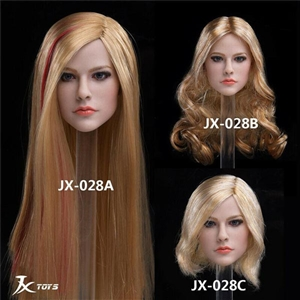 JXToys Custom Female Head (JXT-028)