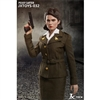 JXToys US Army Air Force Female Officer Peggy (JXT-032)