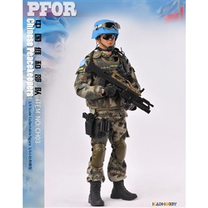 KadHobby Chinese Peacekeepers (KH-CH03)