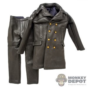 Uniform: King's Toys U-Boat Leather Uniform