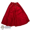 Cape: Kaustic Plastik Red Cape