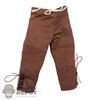 Pants: Kaustic Plastik Mens Brown Short Pants