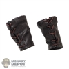 Armor: Kaustic Plastik Leather-Like Forearm Guards