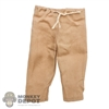 Pants: Kaustic Plastik Mens Tan Short Pants