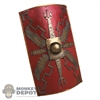 Shield: Kaustic Plastik Legionary Shield
