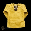 Shirt: Kaustic Plastik Mens Yellow Tunic