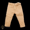 Pants: Kaustic Plastik Mens Short Tan Pants