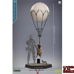 Display: LIM Toys 1/12th Extraction Balloon w/Sheep & Dog (LIM-LMN01EB)
