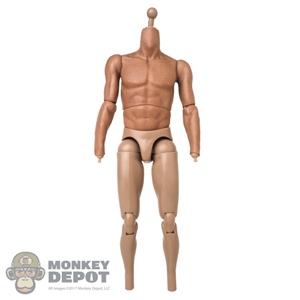 Monkey Depot - Figure: HY Toys Taller Muscle Body w/Ankle
