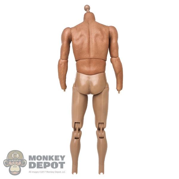 Monkey Depot - Figure: DamToys Tattood Base Body w/Tattoo