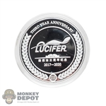Coin: Lucifer 1/1 Scale 3rd Anniversary Coin