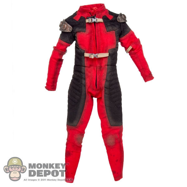 b5f95263539 Monkey Depot - Uniform  Sideshow Deadpool Suit