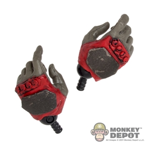 Hands: Sideshow Deadpool Weapon Grip