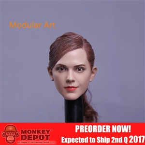 Head: Modular Art Emma w/Pony Tail (MA-012)