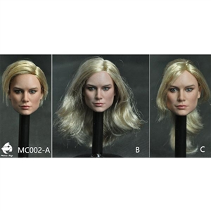 Head: Manco Toys Space Girl (MAN-M02)