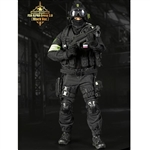 Uniform Set: Magic Cube Russian Spetsnaz-FSB Alfa Group 3.0 (Black) (MC-069A)