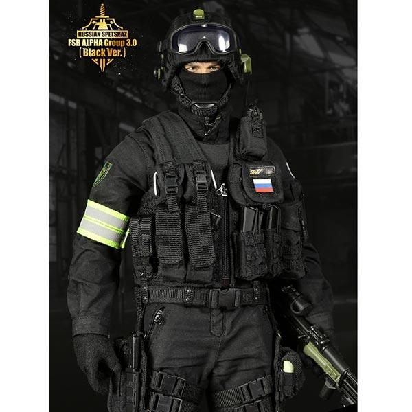 Uniform Set: Magic Cube Russian Spetsnaz
