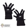 Gloves: Magic Cube Black OR Ski Gloves