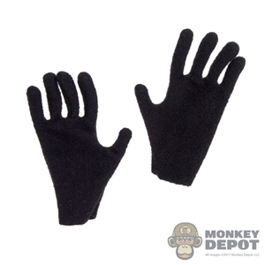 Gloves: Magic Cube Black Cloth Gloves