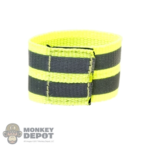 Strap: Magic Cube Fluorescent Recognition Arm Band