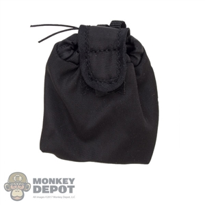 Pouch: Magic Cube Black Dump Pouch