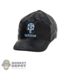Hat: Magic Cube Female Molded Black Cap