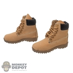 Boots: Magic Cube Mens Timberlands