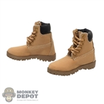 Boots: Magic Cube Female Timberlands